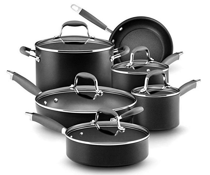 anolon advanced cookware set review