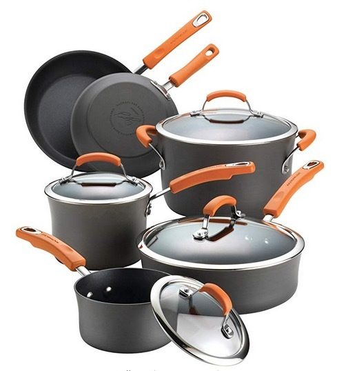 best value for money non-stick cookware set