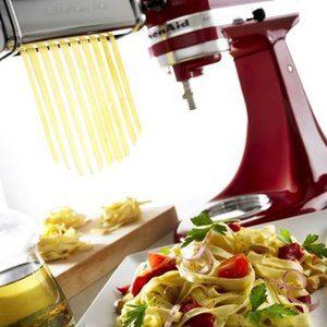 kitchenaid stand mixer pasta maker