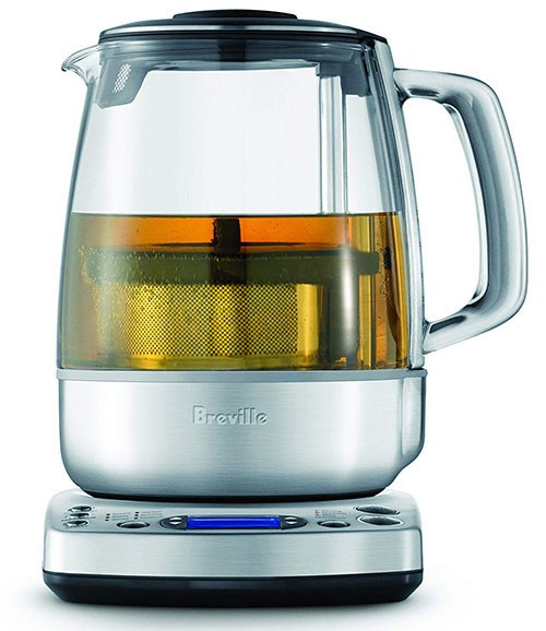 breville one touch tea maker, tea brewing
