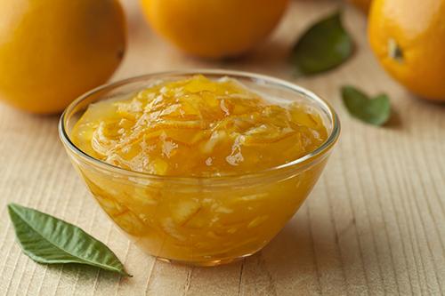 homemade marmalade, preserves, pressure cooker