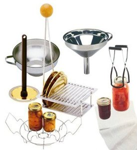 home canning, home canning set