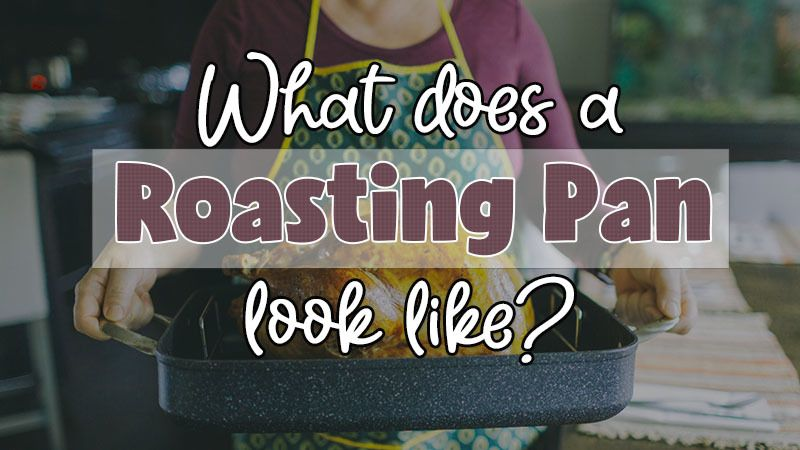 what do roasting pans look like